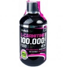 Жиросжигатель Biotech L-Carnitine 100 000 Liquid 500 мл Яблоко